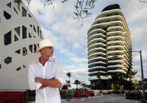 Faena House (Credit: Getty Images) and Alan Faena